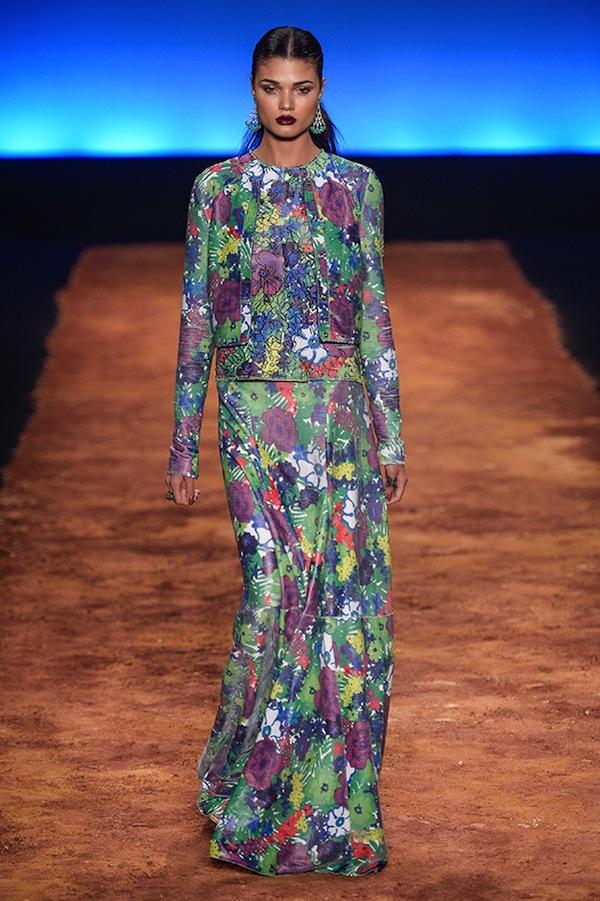 Patricia Viera - Fashion RIo Inverno 2013